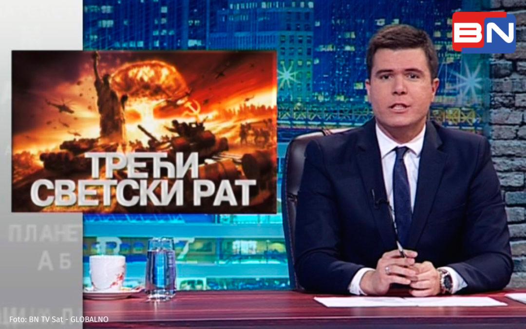 Wir empfehlen: GLOBALNO auf BN TV Sat (Informationspolitik, Mi, 20:50 Uhr)