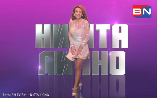 Wir empfehlen: Nista licno auf BN TV Sat (Musik-Show, Sa, 16:20 Uhr)