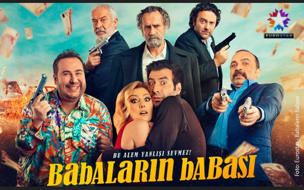 Türkische Komödie heute um 19:20 Uhr auf Eurostar