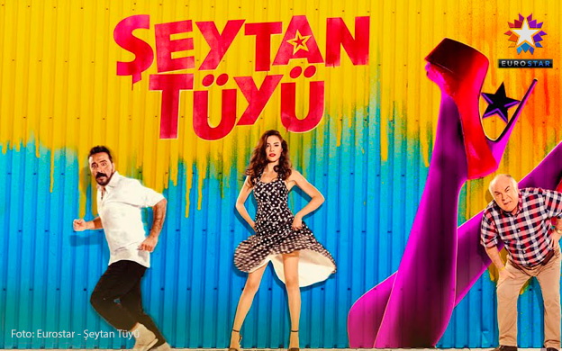 TV-Tipp für heute Abend auf Eurostar: Şeytan Tüyü
