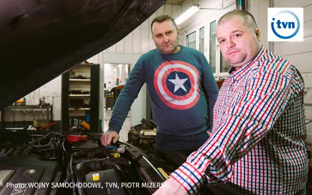 5. Staffel von Wojny samochodowe mit neuen Folgen auf ITVN