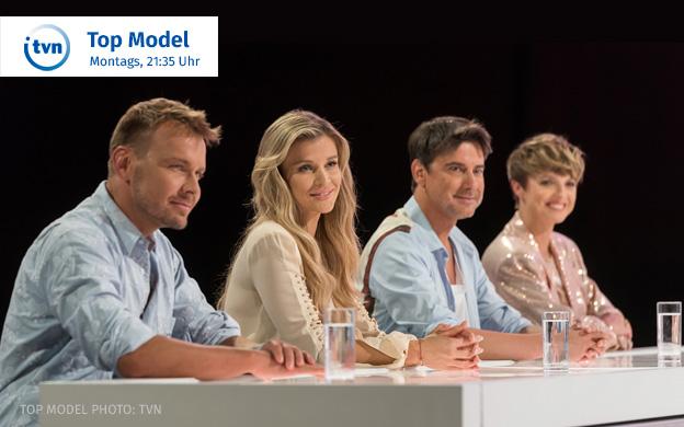 Neustart: Top Model heute Abend um 21:35 Uhr auf ITVN