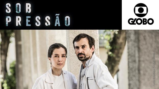Ab heute Abend: Neue Staffeln von Sob Pressão und Amor e Sexo auf Globo