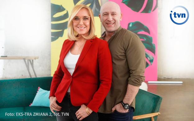 🇵🇱 Jeden Montag bei ITVN: Eks-Tra-Zmiana 2 😳👏👍