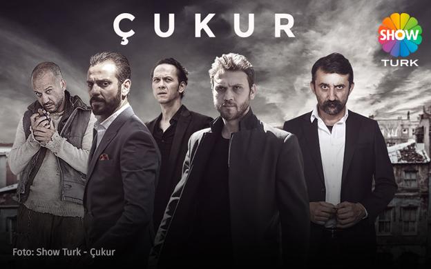 Çukur: 3. Staffel bei Show Turk!