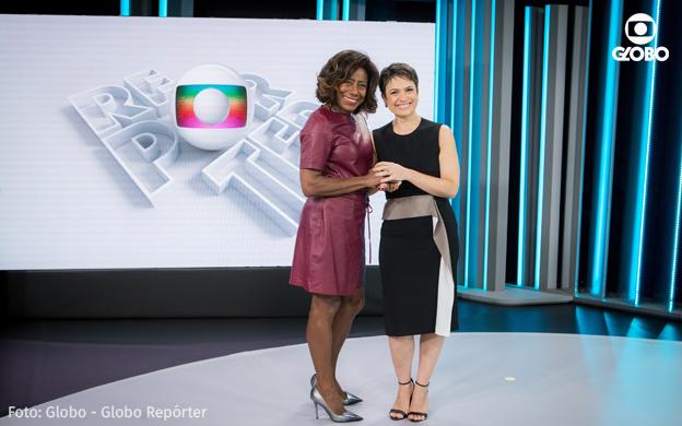 Globo Repórter: Freitags um 22:30 Uhr bei Globo 👍🇧🇷